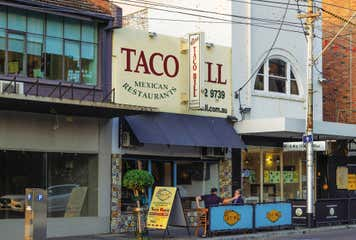 Taco Bill, 465 Riversdale Road Hawthorn East, VIC 3123