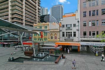 Bankwest, 121-123 Queen Street Mall Brisbane City, QLD 4000
