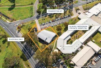 Specialist Medical Facility, 1156 Padman Drive Albury, NSW 2640