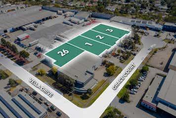 26 Vella Drive & 1, 2 & 3 Grace Court. Sunshine West, VIC 3020
