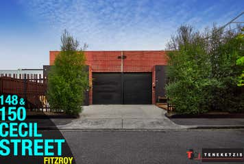 148 & 150 Cecil Street Fitzroy, VIC 3065