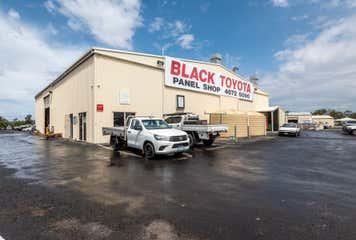 Black Toyota, 11 Commodity Court Dalby, QLD 4405