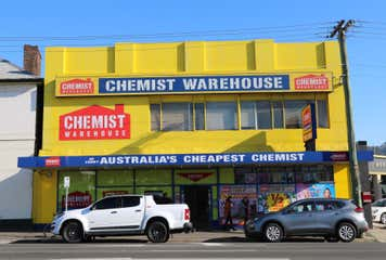 Chemist Warehouse, 98 Wellington Street Launceston, TAS 7250