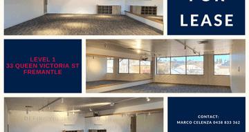 Level 1, 33 Queen Victoria Street Fremantle WA 6160 - Image 1