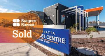 Specialist Medical Centre, 6 Green Street Wangaratta VIC 3677 - Image 1