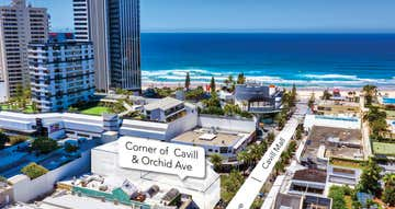 Corner of Cavill & Orchid Avenue, 17 Cavill Avenue Surfers Paradise QLD 4217 - Image 1