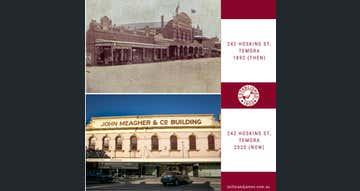 'Paleface Arcade', 242 Hoskins Street Temora NSW 2666 - Image 1