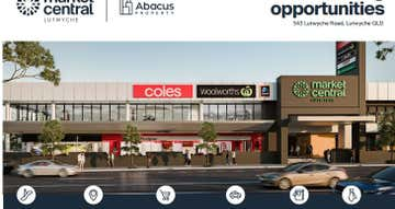 Lutwyche Market Central, 543 Lutwyche Road Lutwyche QLD 4030 - Image 1