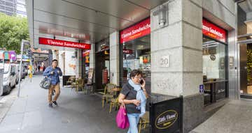 Shop 1, 20 Hunter Street Sydney NSW 2000 - Image 1