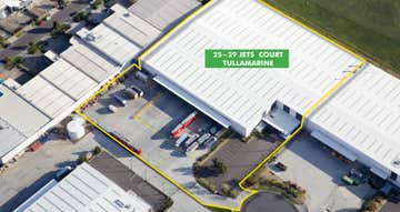 Warehouse B, 25-29 Jets Court Tullamarine VIC 3043 - Image 1