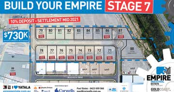 Stage 7 Empire Industrial Estate Yatala QLD 4207 - Image 1