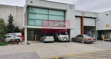 Unit 12, 17 George Young Street Auburn NSW 2144 - Image 1