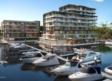 Marina East Waterfront Apartments Ascot