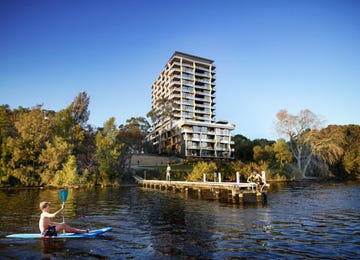Parallel Riverfront Apartments Rivervale