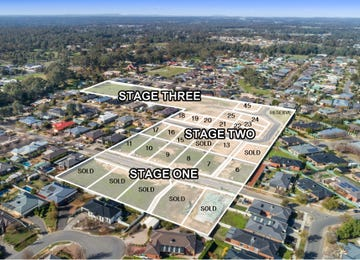 The Hidden Meadows Estate Strathfieldsaye