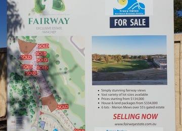 Fairway Exclusive Estate Yanchep