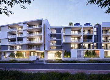 Barque Marina Village Apartments North Coogee