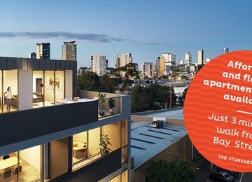 The Standard Boutique Apartments Port Melbourne