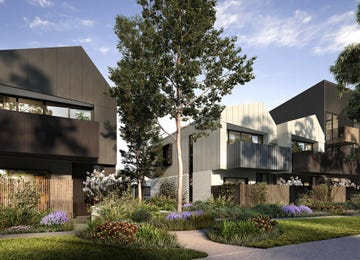 Everlea Townhouses Keysborough