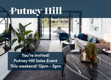 Putney Hill Ryde