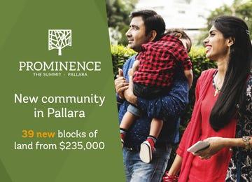 Prominence Pallara