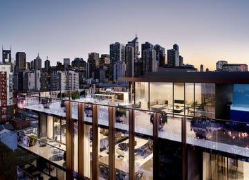 Adderley Penthouse West Melbourne