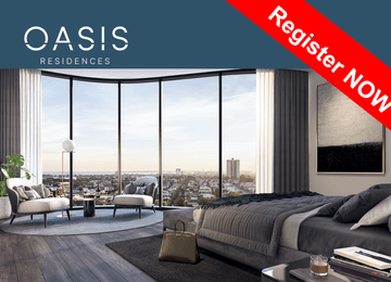 OASIS Residences South Melbourne