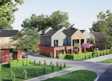 Thrive Townhomes Donvale