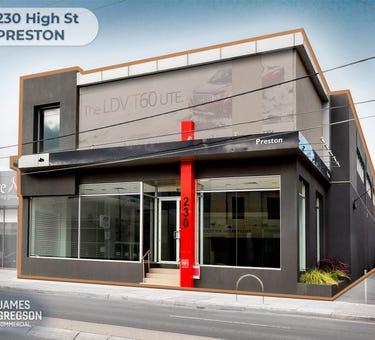 230 High Street, Preston, Vic 3072