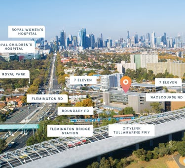 HCI, 203/187 Boundary Road, North Melbourne, Vic 3051