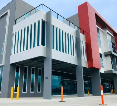 The Bund Business Park, 580-600 Lorimer Street, Port Melbourne, Vic 3207
