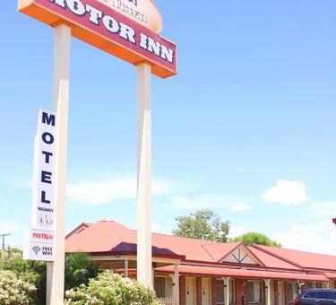Roma Midtown Motor Inn, 41 Hawthorne Street, Roma, Qld 4455