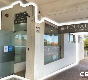 Shop 5, 61 - 63 Alexander Street, Crows Nest, NSW 2065