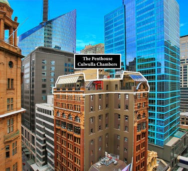 The Penthouse - Culwulla Chambers, 67 Castlereagh Street, Sydney, NSW 2000