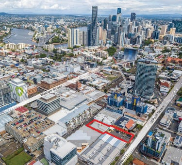 395 St Pauls Terrace, Fortitude Valley, Qld 4006