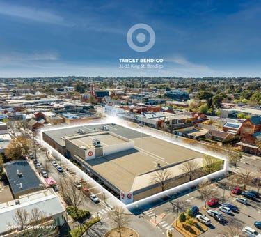 Target Bendigo, 31-33 King Street, Bendigo, Vic 3550