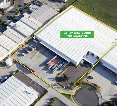 Warehouse B, 25-29 Jets Court, Tullamarine, Vic 3043