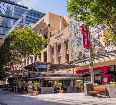 Queen Street Mall, Brisbane City, Qld 4000
