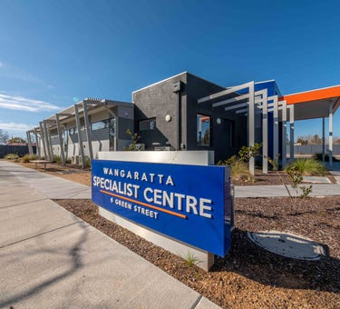 Specialist Medical Centre, 6 Green Street, Wangaratta, Vic 3677
