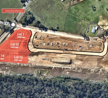 Multiple Lots, 290-312 Annangrove Road, Rouse Hill, NSW 2155