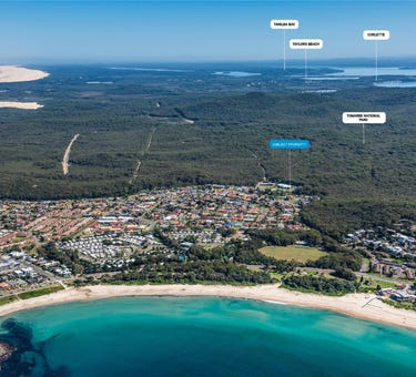 Proposed Lot 2 Rocky Point Road, Fingal Bay, NSW 2315