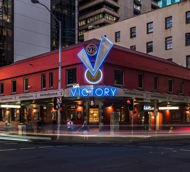 The Victory Hotel, 127 Edward St, Brisbane City, Qld 4000