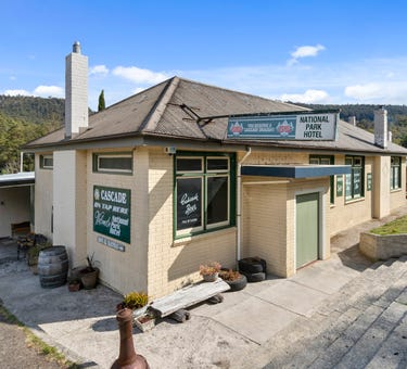 National Park Hotel, 2366 Gordon River Road, National Park, Tas 7140
