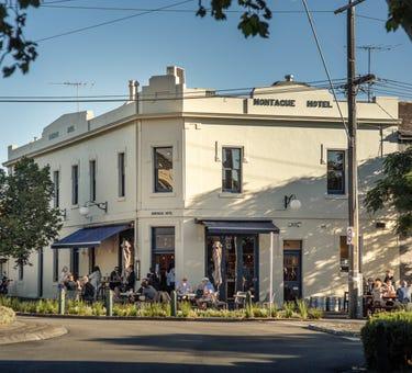 The Montague Hotel 355 Park Street, South Melbourne, Vic 3205