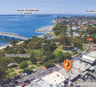 Lot 2/38 The Esplanade, Paradise Point, Qld 4216
