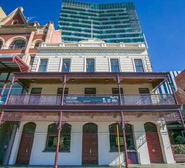 Globe Building, 495-497 Wellington Street, Perth, WA 6000