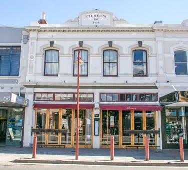 Ex Justin Paul, Ground shop Unit Apartment, 88a George Street, Launceston, Tas 7250