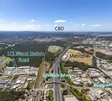 Wacol, address available on request