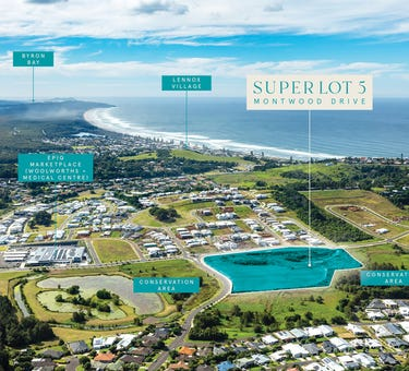 Super Lot 5 Montwood Drive, Lennox Head, NSW 2478
