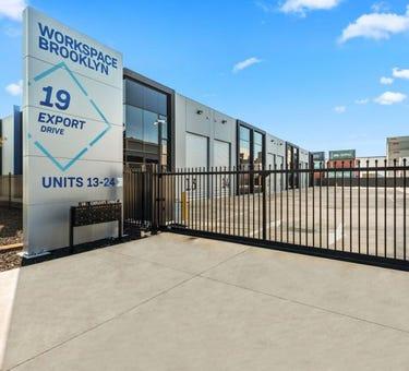 Workspace Brooklyn, Workspace Brooklyn, 17 - 21 Export Drive, Yarraville, Vic 3013